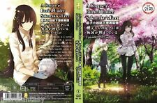 DVD A Corpse Is Buried Under Sakurako's Feet Episode 1-12