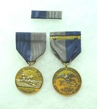 US Department of the Navy, Marine Corps Civil War Campaign Medal, set of 2