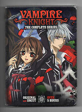 VAMPIRE KNIGHT - Complete Series - DVD Anime - Region 1