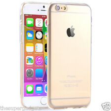 Apple iPhone 5/5S New Ultra Thin Clear SoftGel Back Case Cover & Retractable Pen