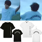 JUNGKOOK KPOP T-SHIRT TSHIRT TEE SAVE ME YOUNG FOREVER FIRE BTS BANGTAN BOYS