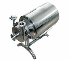 Stainless Steel Sanitary Pump, Sanitary Beverage Milk Delivery Pump 110V
