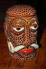 JUST RELEASED! MR. BALI HAI HEADHUNTER TIKI MUG SAN DIEGO CALIFORNIA NEW IN BOX!