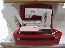 Bernina Record 830 Electronic sewing machine with accesories