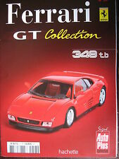 FASCICULE 57  FERRARI GT COLLECTION  348 TB 1989 + POSTER