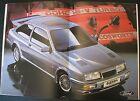 1986 FORD SIERRA RS COSWORTH 3 Door mint BROCHURE 500 FA763 original