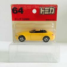 Takara Tomy Tomica No.64 Honda S2000 - Hot Pick