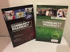 Management for Community Pharmacy (Books 2 and 3) By Carolyn Scott.