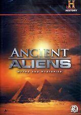 Ancient Aliens Season 3: Myths & Mysteries dvd
