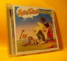 CD Jean René Pas Sages Volume 3. Children's Pop 13TR MEGA RARE !
