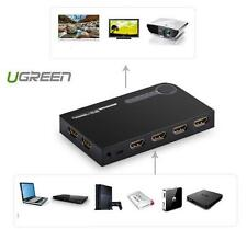 UG HDMI 1080P 3D Switcher Switch Splitter box 5 in 1 out Ports FOR HDTV Xbox PS4