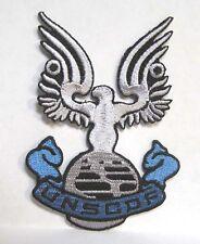 HALO - UNSCDF Logo - Uniform Patch Aufnäher - zum Aufbügeln - neu