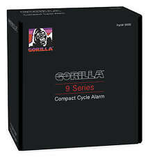 Gorilla Automotive 9000 9000 Cycle Alarm with Remote Transmitter