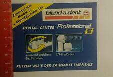 Aufkleber/Sticker: blend a dent Dental Center Professional (100916178)