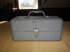 VINTAGE OLD 1950S MY BUDDY FALLS CITY FISHING TACKLE TOOL BOX