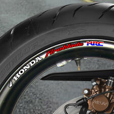 8 x Fireblade Hrc Wheel Rim Decal Sticker cbr 600 900 NEW