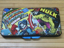 Marvel Comics Baby Boy Girl Wipe Case Super Heroes Hero Iron Man Wolverine