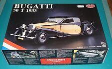 1933 Bugatti Type 50T Pocher 1/8 K76 Complete & Unstarted WITH EXTRAS !!