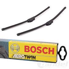 BOSCH AEROTWIN SCHEIBENWISCHER VORNE AR604S 600+450mm CITROEN C3 HYUNDAI I 30