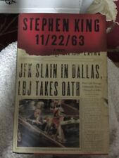 11/22/63 by Stephen King (2011, Hardcover) 1st Edition