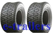 18x850-8 18x8.50-8 4 PLY DELI LAWN MOWER-GOLF BUGGY-TRACTOR -TURF TYRES  x 2
