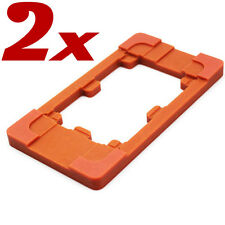 x2 UV Glue LOCA Alignment Mould Mold for iPhone 4 4S LCD Outer Glass Lens Repair