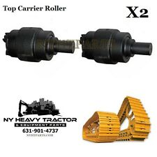 8E5600 8E-5600 Top Carrier Roller X2 Replacement CAT CATERPILLAR 320D 315CL 319D