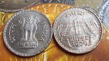 1 Rupee 1979 CALCUTTA Copper-nickel – 8 g – ø 28 mm