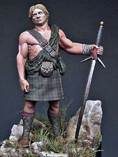 FeR Scottish Clansman Stirling Bridge 1297 54mm Unpainted resin kit