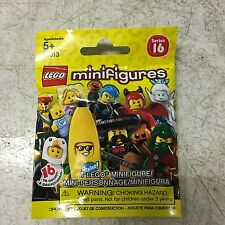 Lego Minifigures Series 16 Banana Suit