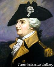 Anthony Wayne - Brigadier General in the Revolutionary War Continental Army