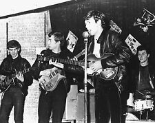 "Beatles at The Cavern Club 10"" x 8"" Photograph no 15"