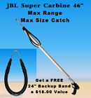JBL D8 Super Carbine Speargun bands Spear gun fish catch shoot spearfishing tips
