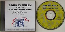 BARNEY WILEN WITH THE MAL WALDON TRIO...MOVIE THEMES FROM FRANCE MUSIC CD