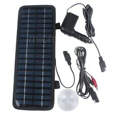New Great Powerful 12V 200mA 3.5W Portable Solar Panel Battery Charger For Car