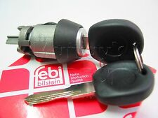 Febi Ignition Lock Barrel & 2 Keys VW Mk3 Golf GTI 16V VR6 & Scirocco 1H0905855A