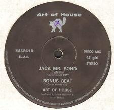 ART OF HOUSE - Jack Mr Bond - Keep On Musik