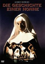Die Geschichte einer Nonne  * DVD *  mit Audrey Hepburn   NEU / OVP