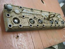 Chris Craft k 6 cylinder engine head