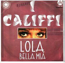 18222  I CALIFFI  LOLA