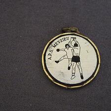 894B Médaille Laiton Sport Handball  A.P.S. Meyzieu