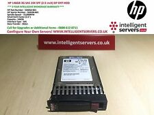 HP 146GB 3G SAS 15K SFF (2.5 inch) DP ENT HDD  ** 504062-B21 **