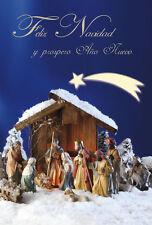 Tarjeta Felicitacion Feliz Navidad Y Prospero Año Nuevo