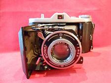 Belfoca 2 Kamera Klappkamera Rollfilmkamera Bonotar 4,5/10,5