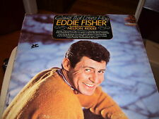 EDDIE FISHER & NELSON RIDDLE-GAMES THAT LOVERS PLAY-LP-VG-RCA VICTOR