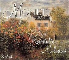 Monet Collection: Romantic Melodies, Monet Collection, Good Box set