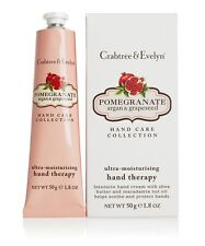 Crabtree & Evelyn Pomegranate Ultra-Moisturising Hand Cream Therapy 50g