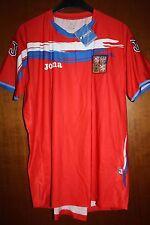 Maglia Shirt Maillot Trikot Camiseta Repubblica Ceca Czech Rep World Cup WC Joma