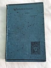 rare 1903 Outlines Philosophy of Religion Lotze SPIRITS creationism OCCULT evil