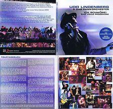 """Udo Lindenberg """"Ich schwöre! Das volle Programm - Live!"""" 24 Songs! Zwei neue CD"""